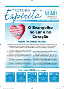 Capa Jornal Março a Abril 2020