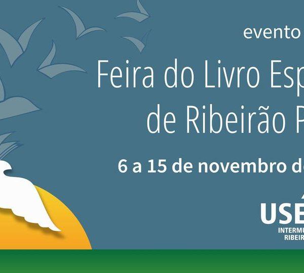 Feira do Livro Espírita de Ribeirão Preto será Online