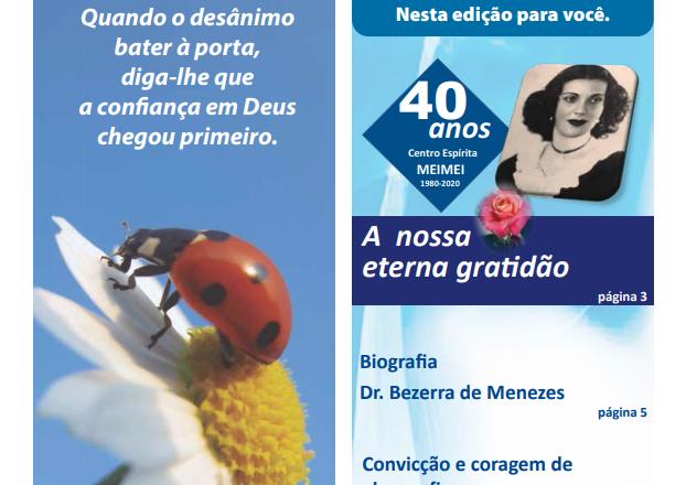 Jornal Roteiro Espírita SET-OUT 2020